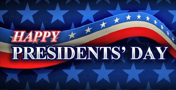 Presidents' Day Banner