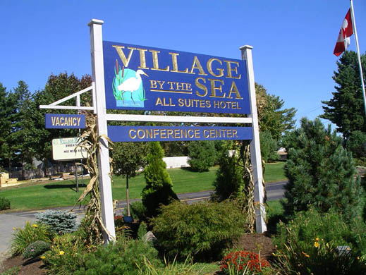 Village By The Sea in Wells Maine