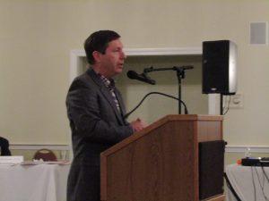 Gubernatorial Candidate Ken Fredette