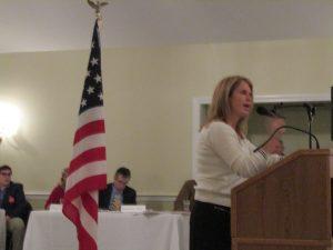 Gubernatorial Candidate Mary Mayhew